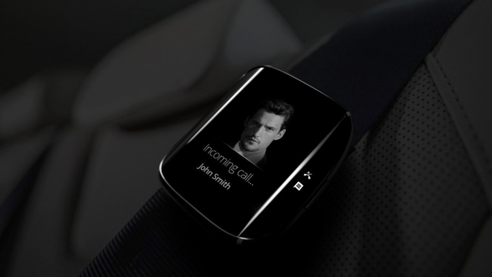 This Samsung Galaxy Edge Smartwatch Concept