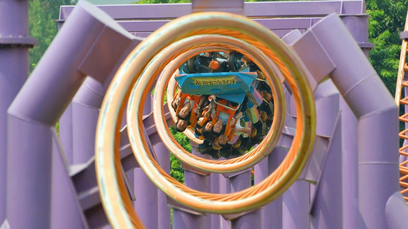 10-inversion-roller-coaster-chimelong-paradise-china