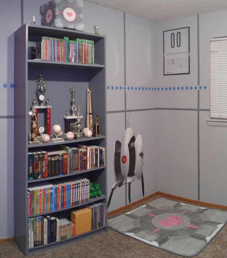Dad Builds a PORTAL Bedroom for His Son