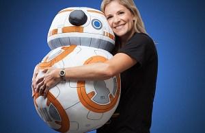 BB-8 Cuddly Toy