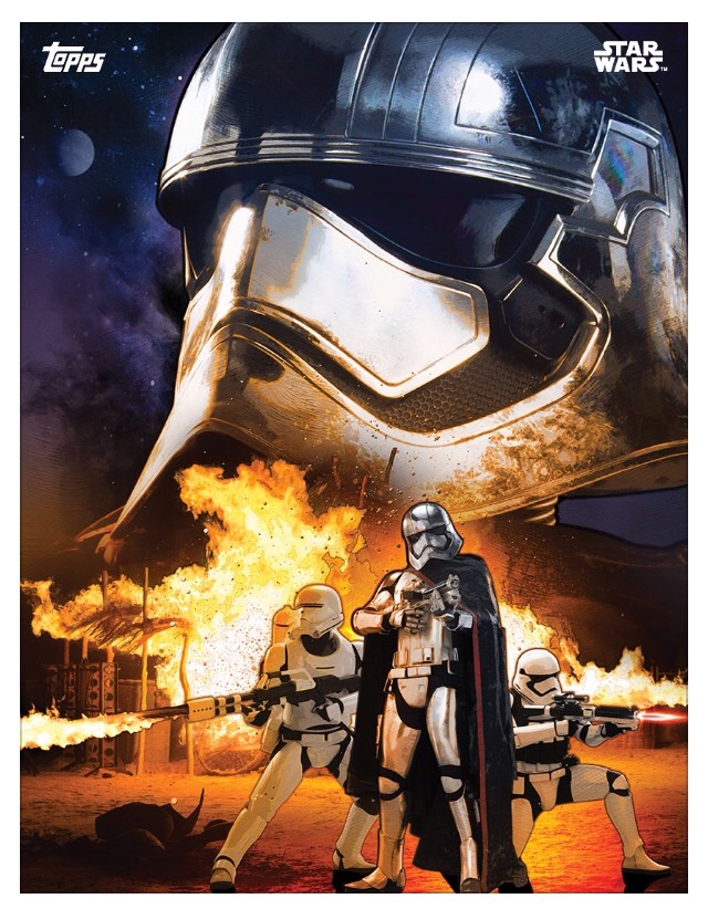 THE FORCE AWAKENS  (2)