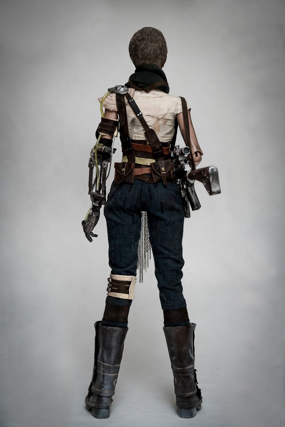 Custom Made MAD MAX: FURY ROAD Action Figures