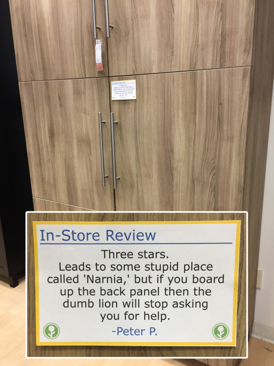 10 Hilarious In-Store IKEA Reviews