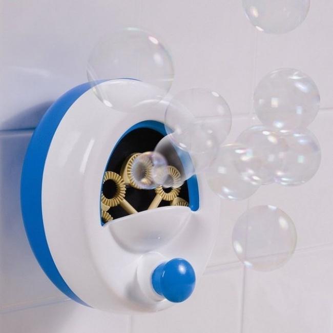 Bathroom gadgets