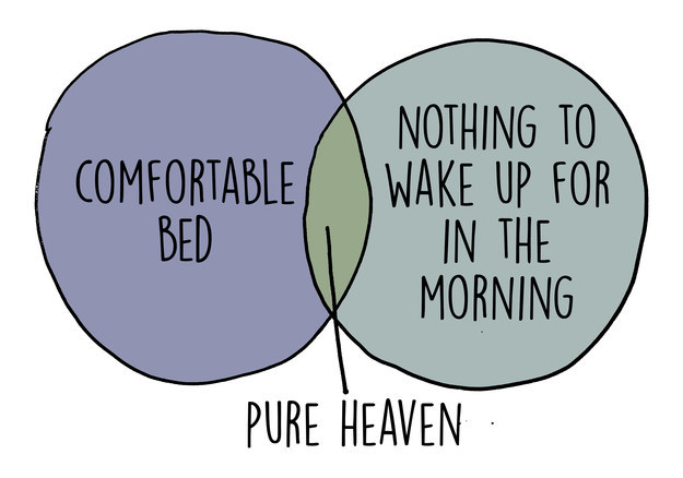 Charts for People Who Love Sleeping