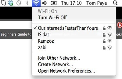 24 Hilarious Wi-Fi Network Name Suggestions