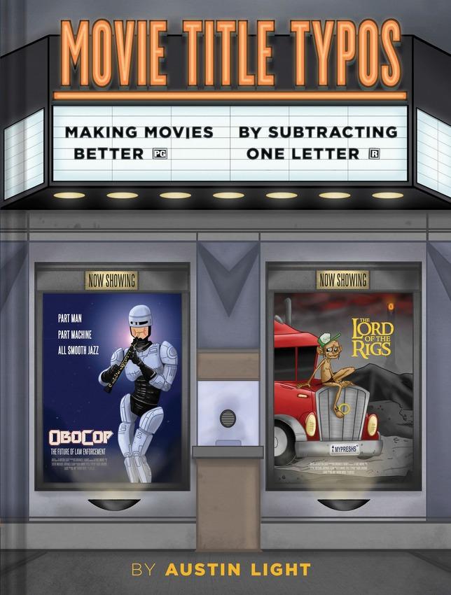 Artist Turned Movie Title Typos Into Something Amazing