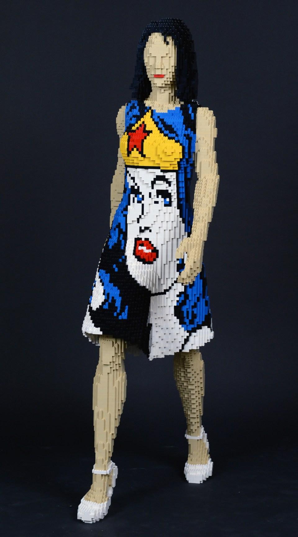 LEGO+Wonder+Woman+dress