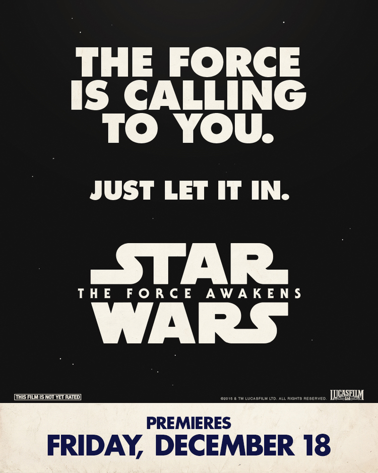 Retro Star Wars Posters