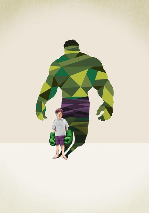 Kids Inner Superheroes