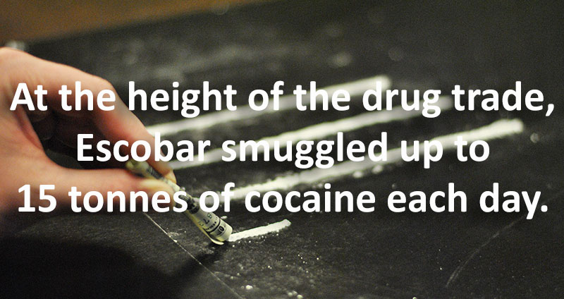 Facts About Pablo Escobar