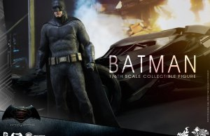 Batman v Superman Hot Toys Collection