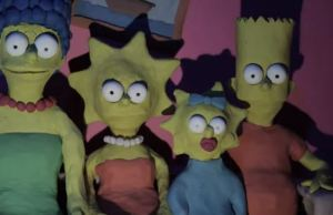 """Banned """"The Simpsons"""" Couch Gag"""