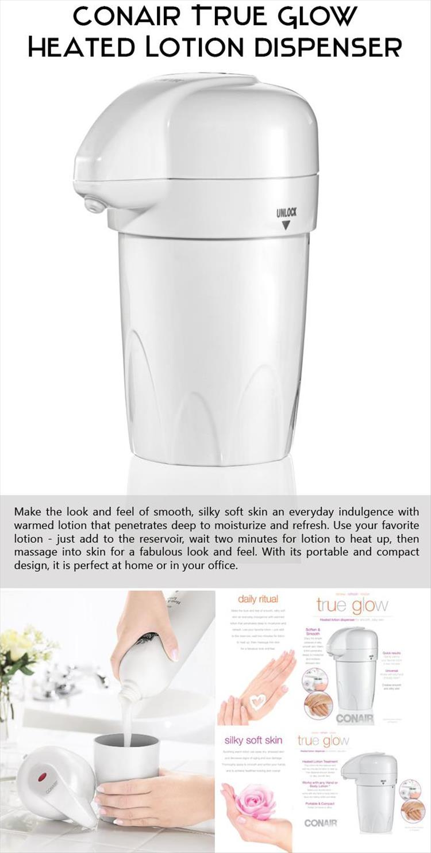 Conair-True-Glow-Heated-Lotion-Dispenser