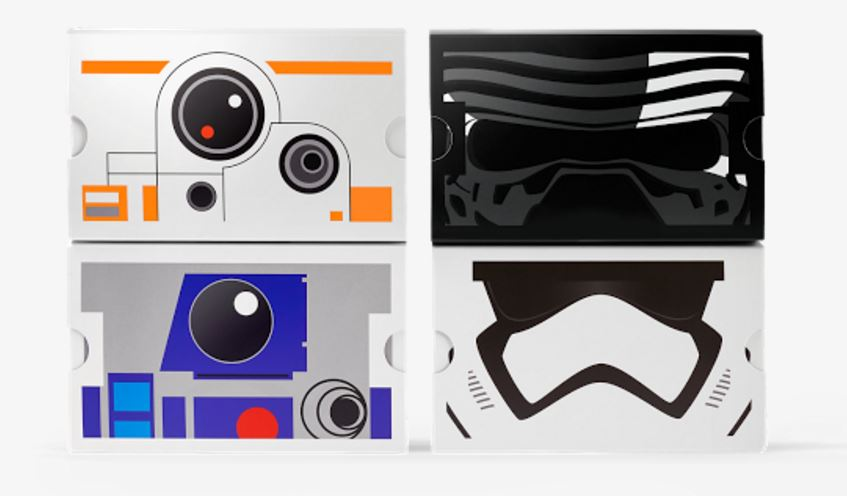 Google is Giving Away Free Star Wars-Themed Cardboard VR Viewers