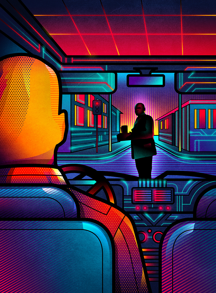 Psychedelic Movie Posters