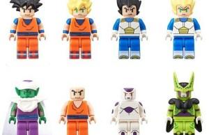 Dragon Ball Z LEGO Mini Figures
