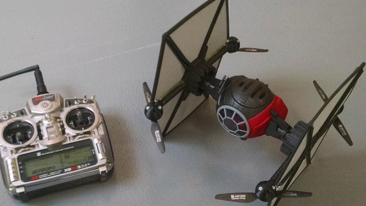 TIE Fighter drone