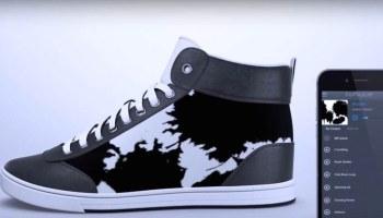 b442dcdf70efe8 Sneakers With Custom Animated HD Display