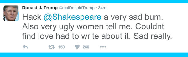 If Donald Trump Had Tweeted Throughout History