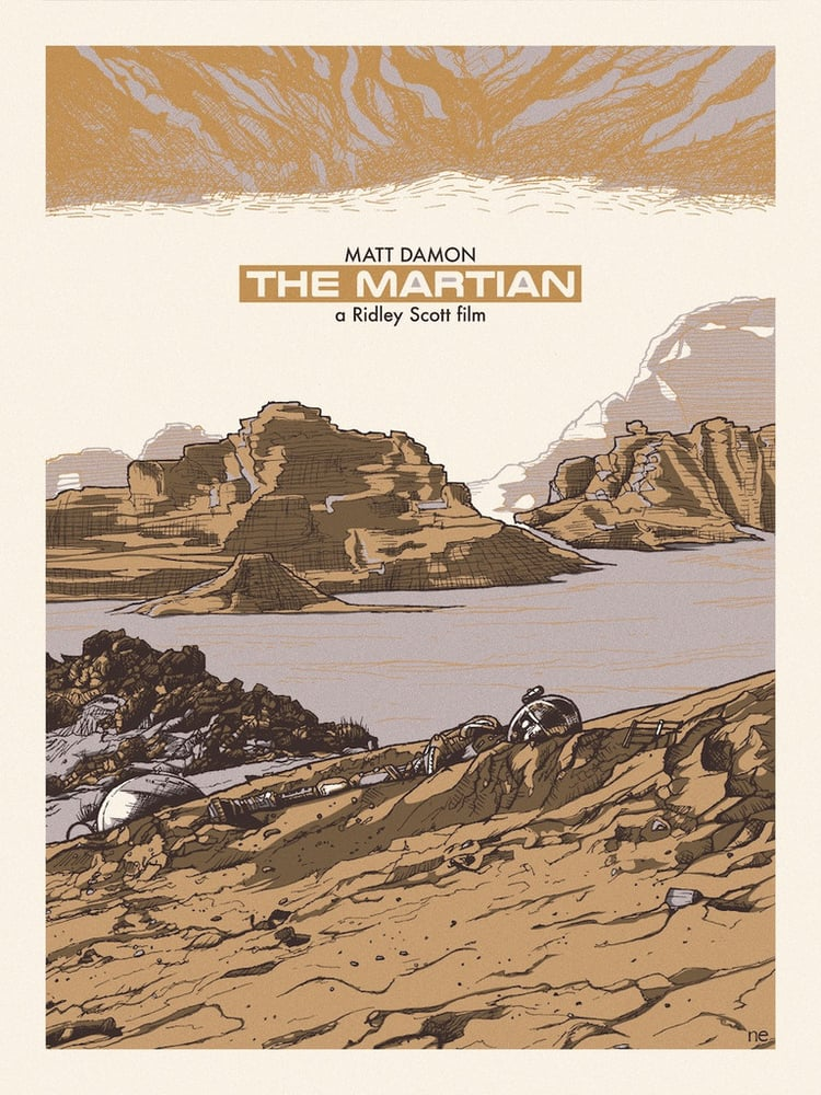 Geek Film Poster Art (7)