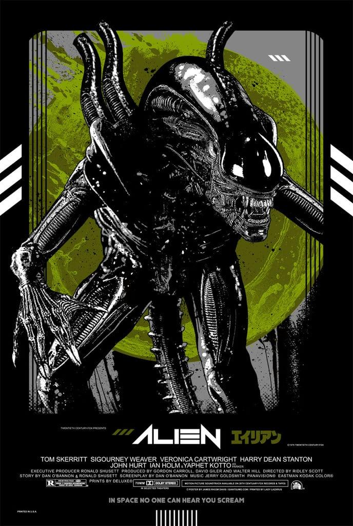 Geek Film Poster Art