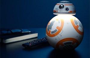 BB-8 Desktop Lamp