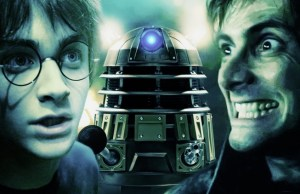 Daleks Attack Harry Potter
