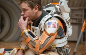 THE MARTIAN's Spacesuit