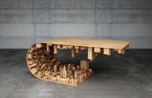INCEPTION-Inspired Coffee Table