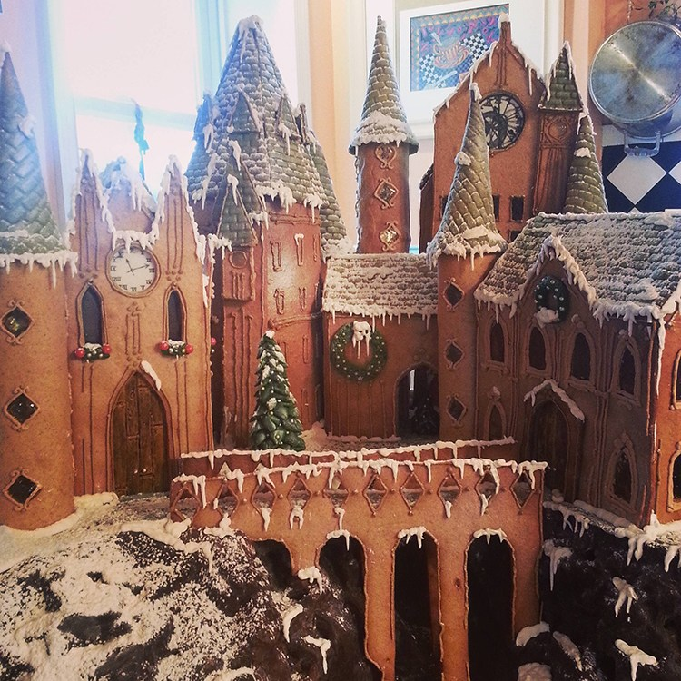 hogwarts-gingerbread