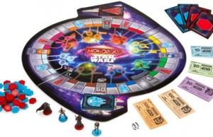 Hasbro's Star Wars Monopoly