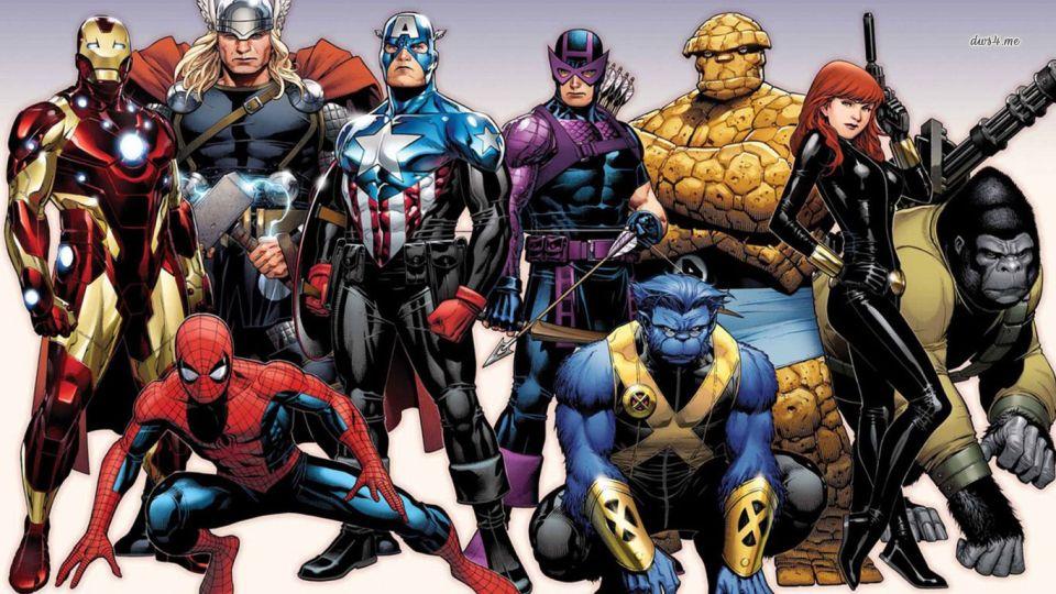 Marvel Superheroes Wallpapers