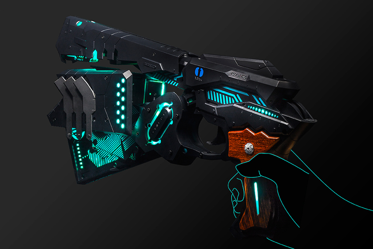 AnimeDominator Replica Gun (2)