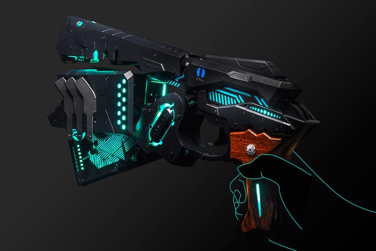 """Anime""""Dominator"""" Replica Gun"""