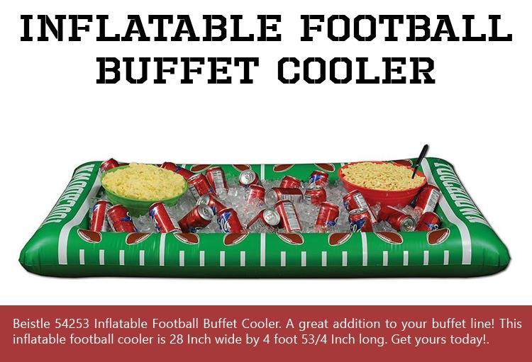 Inflatable-Football-Buffet-Cooler