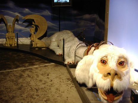 Now You Can Ride Falkor From The NeverEnding Story