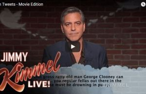 Celebrities Reading Mean Tweets About Themselves on Jimmy Kimmel Live