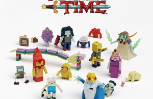 Adventure Time LEGO Set