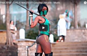 MAGFest 2016 Cosplay Music Video
