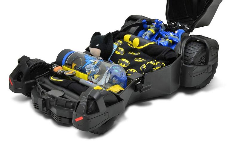 Batmobile Suitcase
