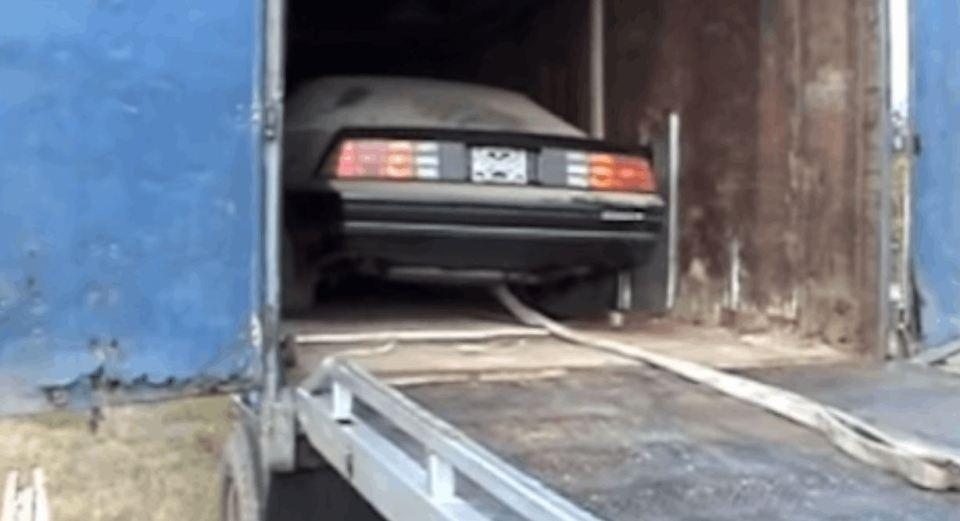 Brand New 1985 Camaro Z28 & 1970 RoadRunner Found In A Trailer After 25 Years