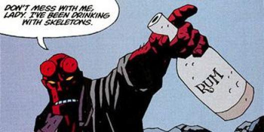 Comic Book Panels (3)