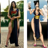 The Real Life Chun-Li