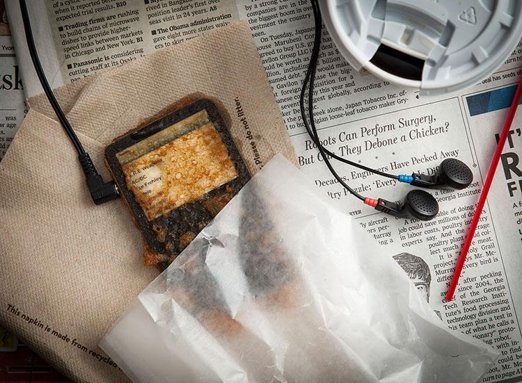 Deep Fried Gadgets