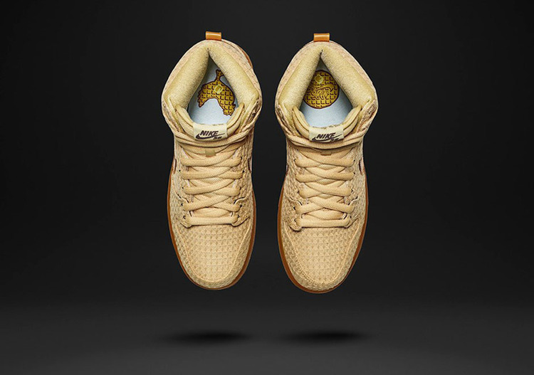 Nike Chicken and Waffles-Themed Sneakers