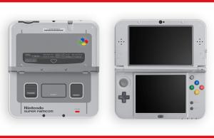 Nintendo Super Famicom 3DS XL