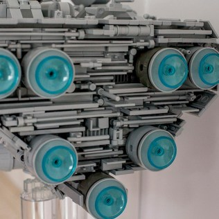 Lego Star Wars Rebel Medical Ship