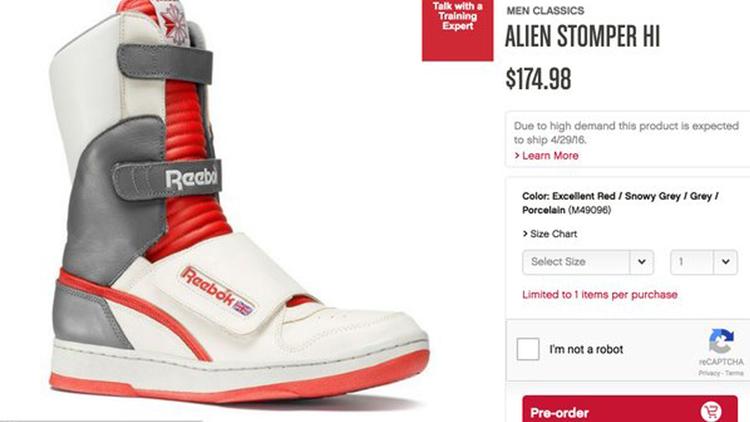 Ripley's ALIEN Day Sneakers