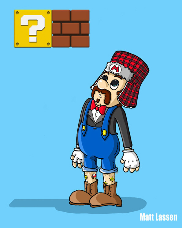 cartoon-characters-as-hipsters-11